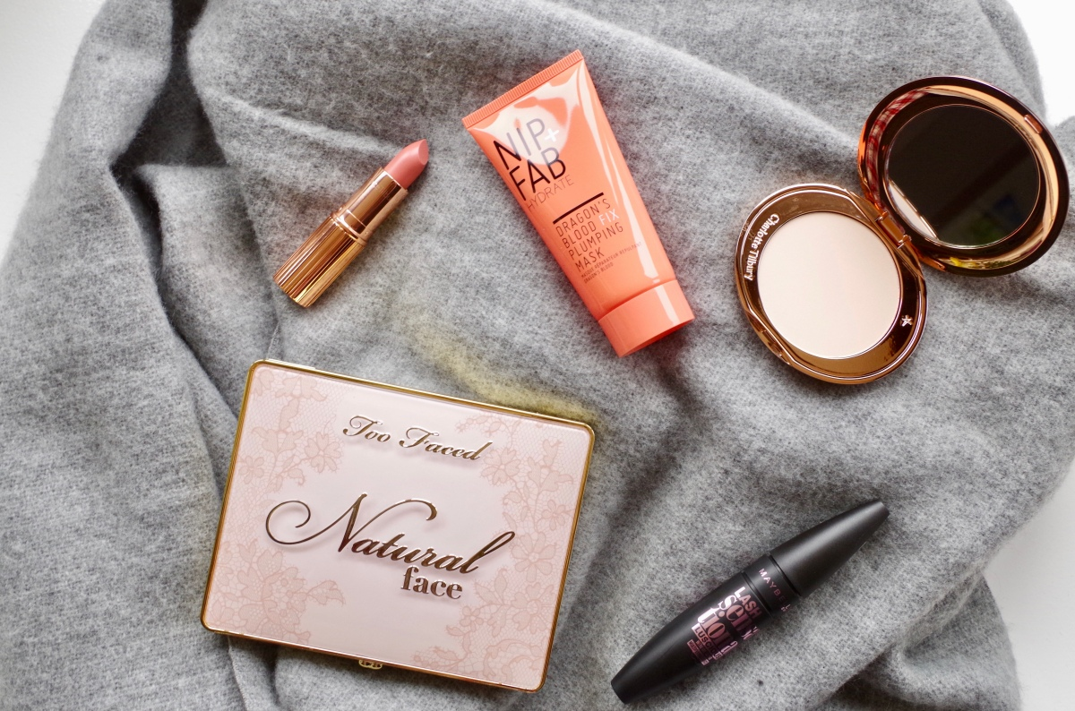 Beauty Haul | Charlotte Tilbury, Too Faced and Nip + Fab